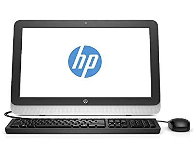 2016 HP Pavilion 21.5 Inch Flagship Premium FHD All-in-One DesktopComputer (Intel N3050 Dual-Core up to 2.16GHz, 4GB RAM, 500GB HDD, Wifi, DVD, Windows 10) (Certified Refurbished)
