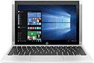 2016 HP Pavilion x2 Detachable Premium Laptop (10.1 Inch HD IPS Touchscreen, Intel Quad-Core Atom x5-Z8300, 32GB eMMC SSD, 2GB RAM, 802.11ac, Bluetooth, Windows 10) (Certified Refurbished)