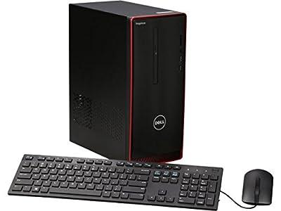 2016 Newest Dell Inspiron i3650 Flagship High Performance Desktop, Intel Quad-Core i7-6700 Processor, 16GB RAM, 2TB HDD, AMD Radeon HD R9 360, DVD+/-RW, WiFi, HDMI, Windows 7 &10 Professional