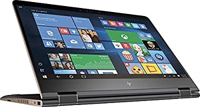 "2017 HP Spectre x360 15-BL012DX 2-in-1 15.6"" 4K UHD TouchScreen Laptop - Intel Core i7 - Nvidia GeForce 940MX, 16GB Memory, 512GB Solid State Drive (Certified Refurbished)"