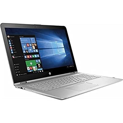 "2017 Newest HP Envy x360 15.6"" Touchscreen 2-in-1 IPS FHD (1920 x 1080) Laptop PC 