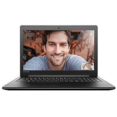 2017 Newest Lenovo 15.6 inch Premium HD Laptop, Latest Intel Core i7-7500U 2.7 GHz, 12 GB DDR4 RAM, 1 TB HDD, SuperMulti DVD, VGA, HDMI, Bluetooth, 802.11ac, HD Webcam, Windows10-Black
