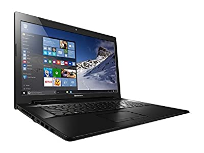 2017 Newest Lenovo Premium Built High Performance 15.6 inch HD Laptop (Intel Celeron Processor 4GB RAM 500GB HDD, DVD RW, Bluetooth, Webcam, WiFi, HDMI, Windows 10 ) - Black