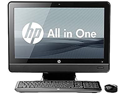 "2018 HP Compaq 8200 Elite 23"" Full HD All-In-One AIO Business Desktop Computer, Intel Quad-Core i5-2400S 2.5Ghz, 8GB RAM, 500GB HDD, DVD-ROM, Windows 10 Professional (Certified Refurbishd)"