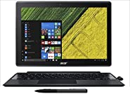 """Acer Switch 3, 12.2"""" Full HD Touch 2-n-1 Laptop/Tablet, Pentium N4200, 4GB LPDDR3, 64GB Storage, Windows 10 Home, Active Pen, SW312-31-P946"""