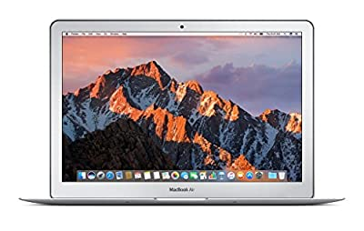 "Apple 13"" MacBook Air (2017 Latest Version) 1.8GHz Core i5 CPU, 8GB RAM, 256GB SSD"