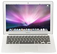 "Apple 13"" MacBook Air (2017 Version) 1.8GHz Core i5 CPU, 8GB RAM, 256GB SSD, Silver, MQD42LL/A"