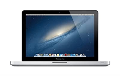 "Apple 13 "" MacBook Pro / MD101LL/A / 2.5GHz Intel Core i5, 4GB RAM, 500GB HDD"
