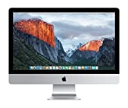 "Apple iMac 27"" Desktop with Retina 5K display - 4.0GHz Intelquad-core Intel Core i7, 1TB Fusion Drive, 32GB 1867MHz DDR3 SDRAM, R9 M390 2GB GDDR5, OS X El Capitan, (NEWEST VERSION)"