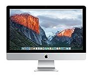 "Apple iMac 27"" Desktop with Retina 5K display - 4.0GHz Intelquad-core Intel Core i7, 2TB Fusion Drive, 32GB 1867MHz DDR3 SDRAM, R9 M395X 4GB GDDR5, OS X El Capitan, (NEWEST VERSION)"