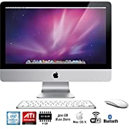 Apple iMac MC508LL/A 21.5-Inch Desktop - (Certified Refurbished)