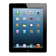 "Apple iPad 2 16GB 9.7"" Touchscreen Wi-Fi Dual Cameras Tablet - Black - MC769LLA"