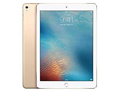 "Apple iPad 5th Gen 2017 9.7"" 32GB Gold (Unlocked)"