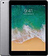 "Apple iPad 9.7"" (2017) 128GB Wi-Fi - Space Grey"