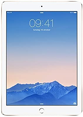 Apple iPad Air 2 NEWEST VERSION (Certified Refurbished)