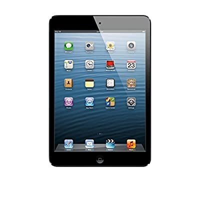 "Apple iPad Mini MD528LL/A 16GB Wifi 7.9"", Black (Certified Refurbished)"