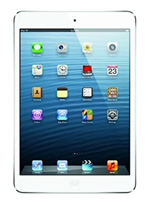 Apple iPad mini MD531LL/A - 16GB Tablet - Wi-Fi - Silver (Refurbished)