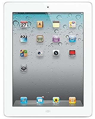 Apple iPad with Retina Display (32GB, Wi-Fi, White) 4th Generation (Certified Refurbished)