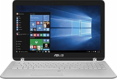 "Asus Flagship Premium 360° Flip 2-in-1 15.6"" FHD Touchscreen Laptop - Intel Core i5-7200U up to 3.1 GHz, 12GB DDR4, 1TB HDD, 802.11ac, Bluetooth, Webcam, HDMI, USB 3.0, Windows 10 Home"