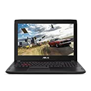 "ASUS FX502VM 15.6"" Gaming Laptop NVIDIA 1060 3GB, Intel Core i5-6300HQ 16GB DDR4 1TB HDD VR Ready"