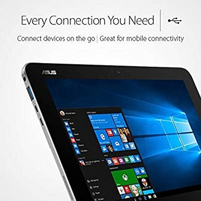 ASUS Transformer Mini T102HA-D4-GR, 2 in 1 Touchscreen Laptop, Intel Quad-Core