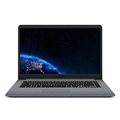 "ASUS X556UQ-NH71 VivoBook 15.6"" FHD Laptop, 7th Gen Intel Core i7, 8GB RAM, 512GB SSD, 940MX Graphics, DVD-RW, USB-C, Windows 10, Dark Blue"