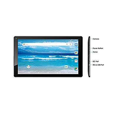 "Azpen A1040 10.1"" Quad Core 8GB Android Tablet with Bluetooth GPS HDMI Dual Cameras"