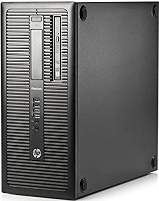Business Series HP EliteDesk 800 G1 Tower Premium Computer PC (Intel Core i5-4570 upto 3.9GHz, 8GB Ram, 1TB HDD, 3.0 USB, Wireless WIFI, Display Port) Windows 7 Professional (Certified Refurbished)