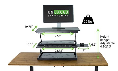 Get Changedesk 2 Tall Ergonomic Laptop Amp Desktop Standing
