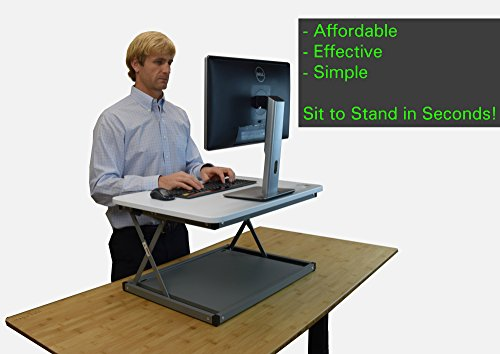Buy Changedesk Mini Affordable Height Adjustable Stand Up Desk
