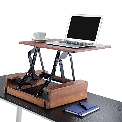 Buy Comix Standing Desk Height Adjustable Desk Converter