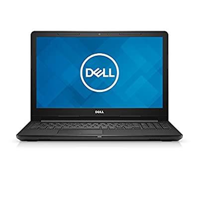 "Dell i3567-5185BLK-PUS Inspiron, 15.6"" Laptop, (7th Gen Core i5 (up to 3.10 GHz), 8GB, 1TB HDD) Intel HD Graphics 620, Black"