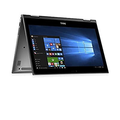 "Dell Inspiron 13 2-in-1 Laptop: Core i7-8550U, 256GB SSD, 8GB RAM, 13.3"" Full HD Touch Display, Windows 10"