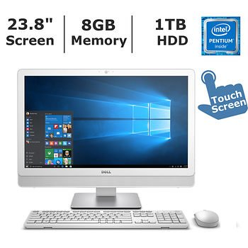 Dell Inspiron 24 3000 All-in-One Desktop PC