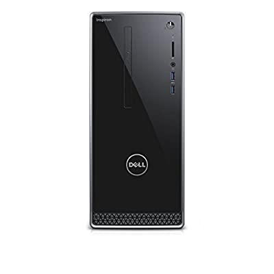 Dell Inspiron 3650 Mini Tower Desktop | Intel Core 6th Generation i5-6400 | 8 GB DDR3L | 1 TB HDD | Windows 10 Pro