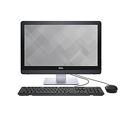 "Dell Inspiron i3263-8500BLK 21.5"" AIO Desktop (Intel Core i3-6100U, 8GB RAM, 1 TB HDD)"