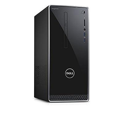 Dell Inspiron i3650 Desktop - Intel Core i7-6700 Quad-Core, 8GB DDR3L Memory, 8TB SATA Hard Drive, 4GB Nvidia GTX 745, DVD Burner, Windows 10