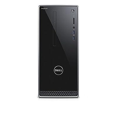 Dell Inspiron i3656-0022BLK Desktop (AMD A8, 8 GB RAM, 2 TB HDD)