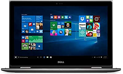 "Dell Inspiron i5578-0050GRY 15.6"" FHD Laptop (7th Generation Intel Core i5, 8GB RAM, 256 SSD HDD)"