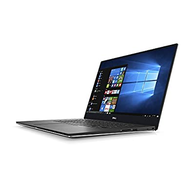 """Dell XPS9560-5000SLV-PUS 15.6"""" Traditional Laptop (Silver)"""