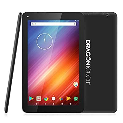 "Dragon Touch V10 10"" Tablet 16 GB GPS Android Tablets"