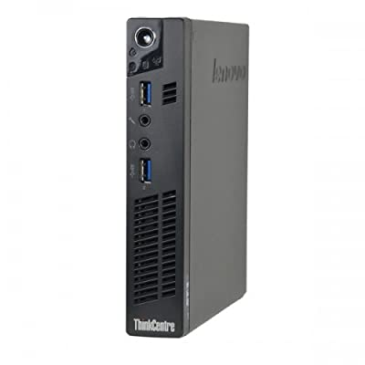 Fast Lenovo M92p Tiny Business Mini Tower Ultra Small Computer PC (Intel Core i5-3470T, 8GB Ram, 500GB Hard Drive, WIFI, USB 3.0, VGA) Win 10 Pro (Certified Refurbished)