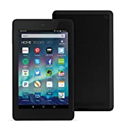 "Fire HD 6 Tablet, 6"" HD Display, Wi-Fi, 16 GB - Includes Special Offers, Black"