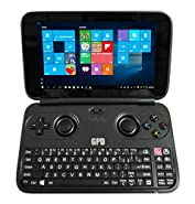 """GPD Win 2 [128GB M.2 SSD Storage] 6"""" Mini Handheld Video Game Console Portable Windows 10 Gameplayer Laptop Notebook Tablet PC CPU M3-7y30 lntel HD Graphics 615 8GB/128GB"""