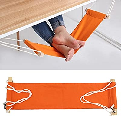 Home Office Foot Rest Desk Feet Hammock Surfing the Internet Hobbies Outdoor Rest -Pier 27