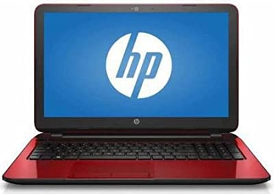 "HP 15.6"" HD Laptop Computer, Intel Pentium Quad-Core N3540 Processor up to 2.66GHz, 4GB RAM, 500GB Hard Drive, DVDRW, Webcam, HDMI, RJ45, WIFI, Windows 10 Home, Flyer Red (Certified Refurbishd)"