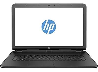 "HP 17.3"" HD Premium High Performance Laptop - 7th Gen Intel Core i7-7500U Up To 3.5GHz, 8GB DDR4, 1TB HDD, SuperMulti DVD, 802.11b/g/n, Webcam, HDMI, USB 3.0, Windows 10"
