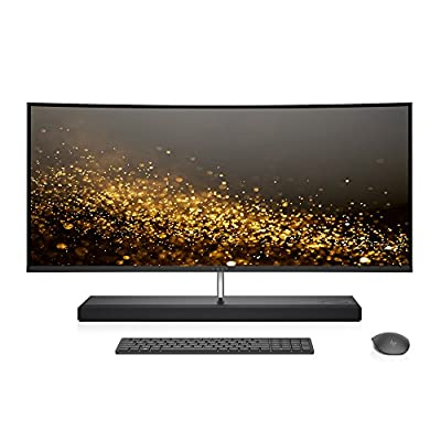 HP ENVY 34-inch Curved All-in-One 34-b010