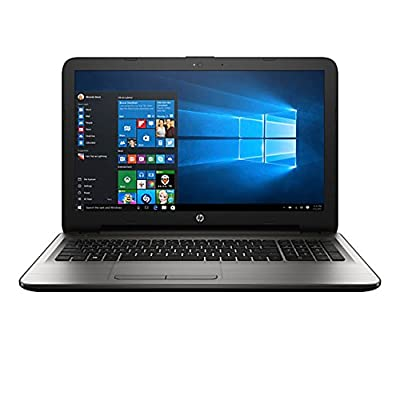 "HP Pavilion Notebook 15.6"" HD High Performance Laptop Computer, Intel Pentium N3710 Up to 2.56GHz, 8GB RAM, 500GB HDD, USB 3.0, DVDRW, Webcam, Bluetooth, HDMI, Windows 10 (Certified Refurbished)"