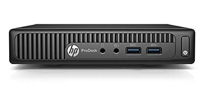 HP Prodesk P5U78UT#ABA Desktop(Black/Silver)